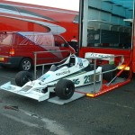 Zul Rebuilt Williams FW06